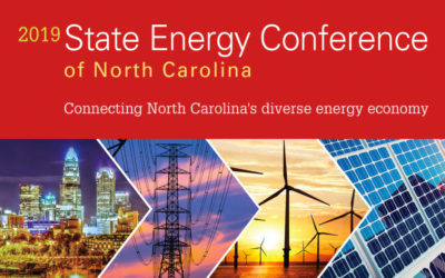 2019 State Energy Conference of North Carolina